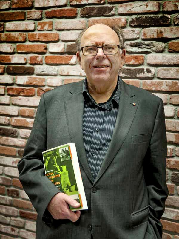 Jan Timmermans. foto Joep Eijkens