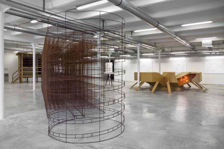 Atelier Van Lieshout, SlaveCity (2005-2008). foto J.P. Lett