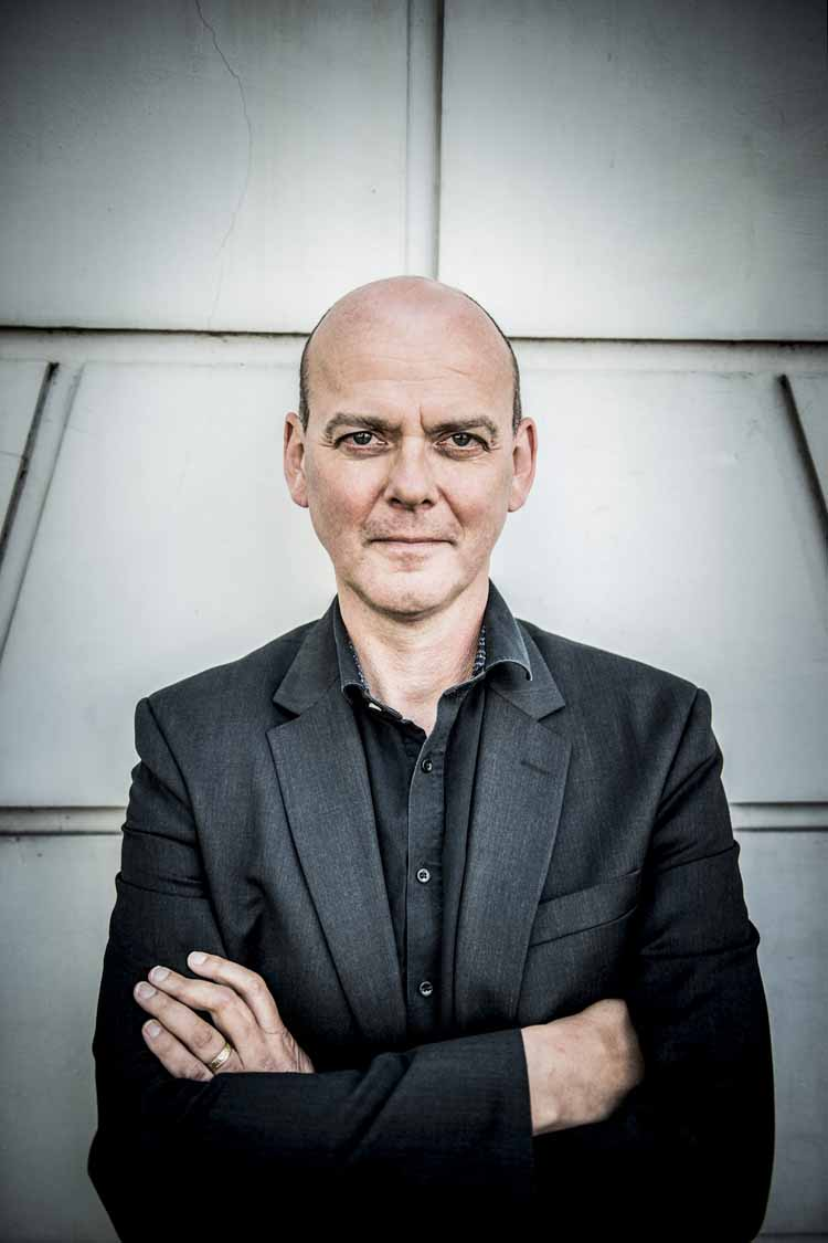 Frank van Pamelen. Foto Ruud Pos