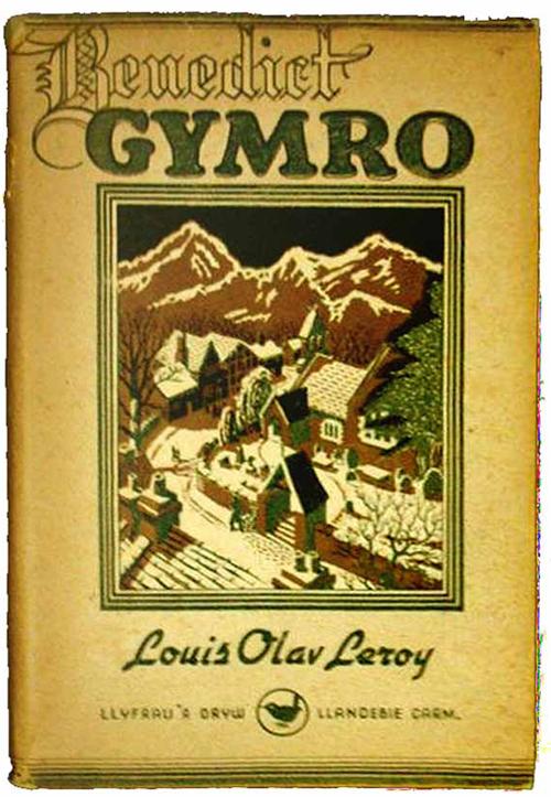 De novelle Benedict Gymro uit 1947.