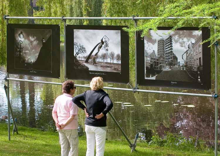 Het Prins Bernhard Cultuurfonds stimuleert gemeenten en woningcorporaties om bij te dragen aan cultuur en natuurbehoud in de regio, onder meer door ondersteuning van buurtcultuurfondsen. foto Edward Aghina