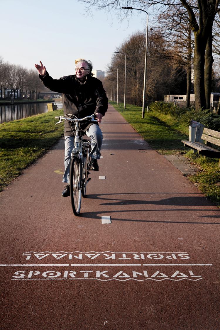 Ed Schilders. foto Gemma van der Heyden