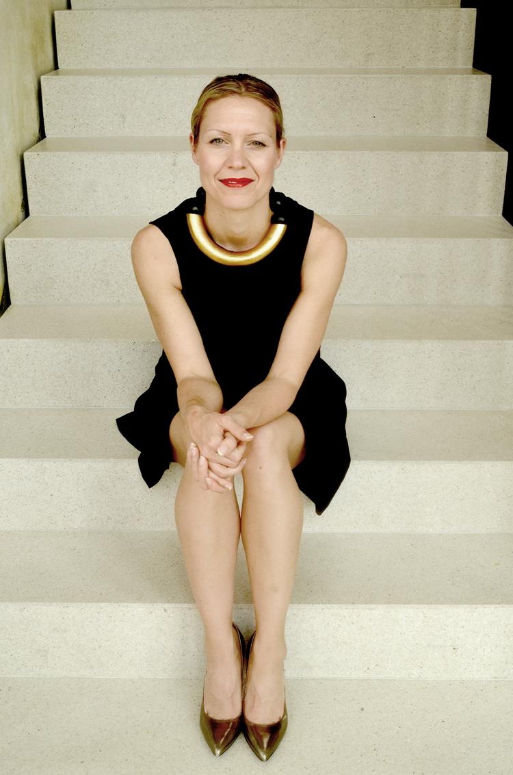 Nanine Linning. foto Gemma van der Heyden