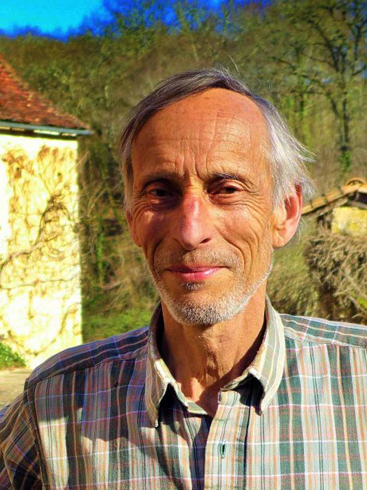 Ton Lemaire, filosoof van het landschap. foto Uitgeverij Ambo/Anthos