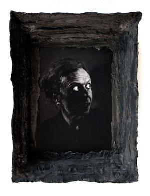 Paul Bogaers, Black Ellis, 2012. foto Courtesy Galerie Pennings