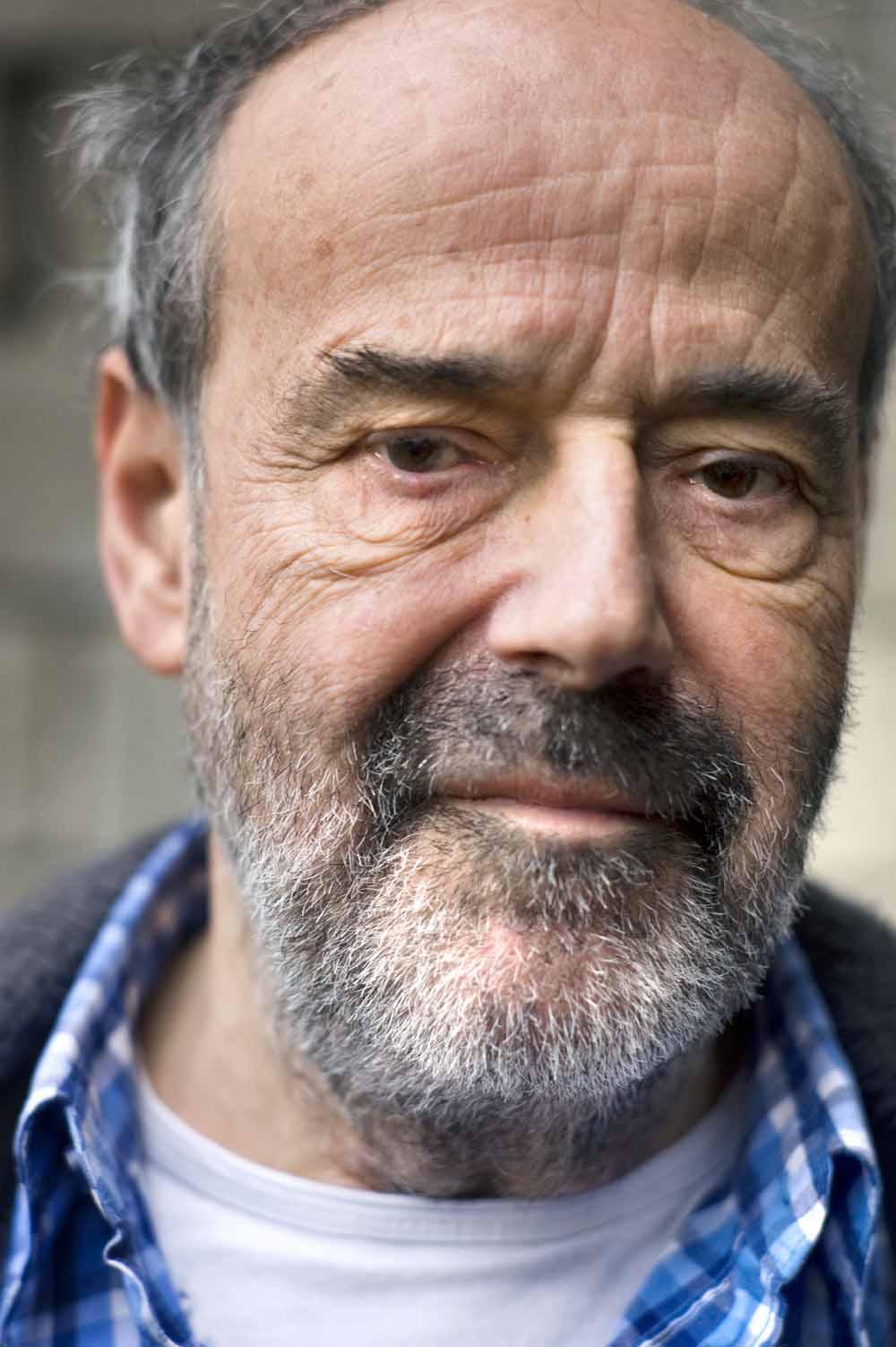 Gerard Engels. foto Piet den Blanken