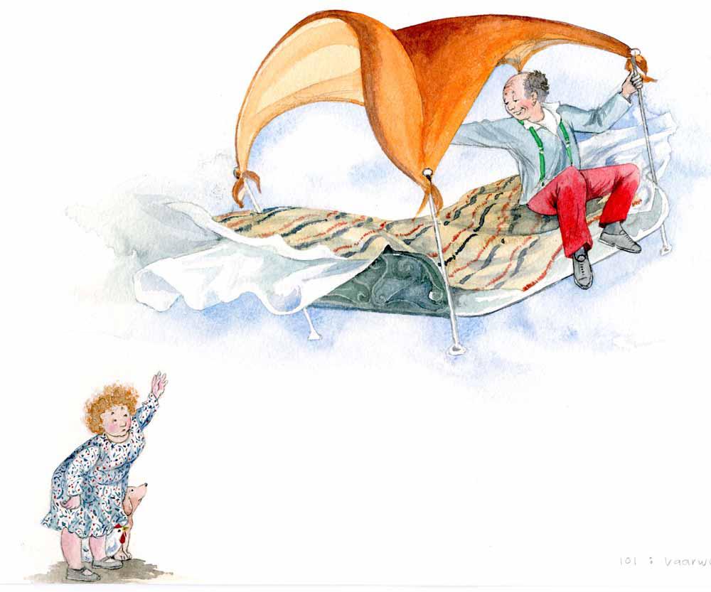 Illustratie Annie Meussen.