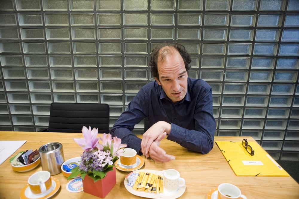 Gedeputeerde Henri Swinkels. foto Piet den Blanken
