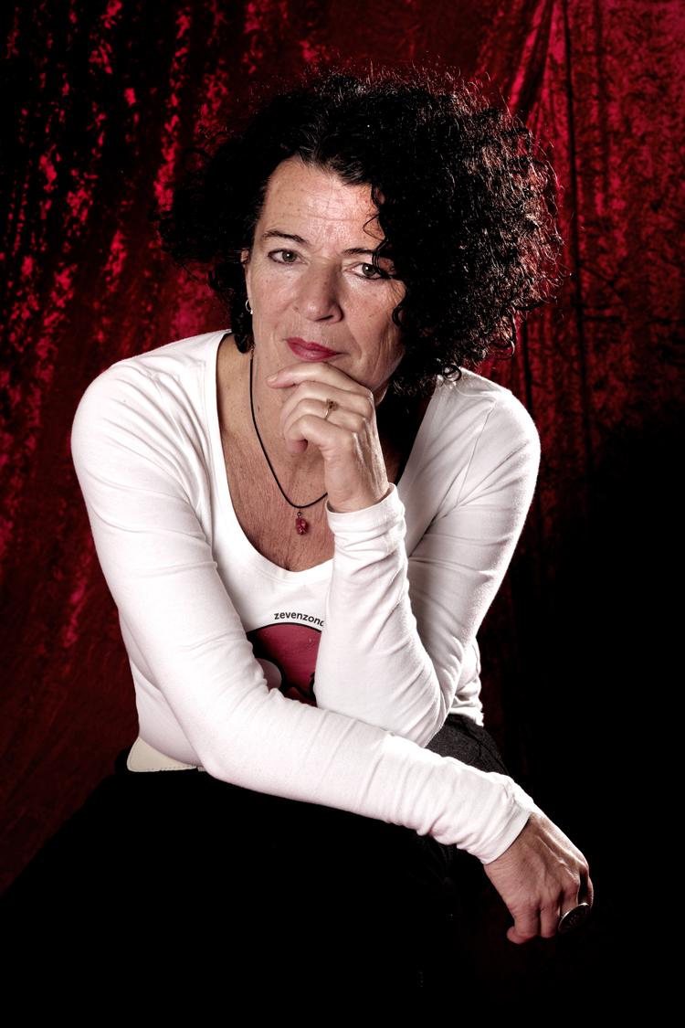 Birgitta Hermans. foto Gemma van der Heyden