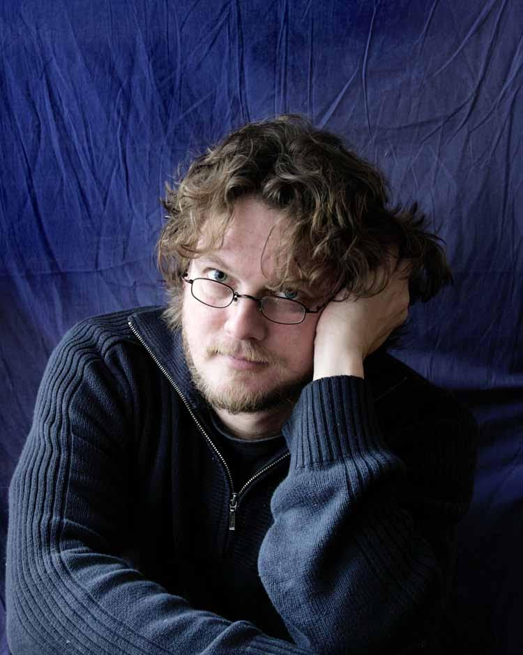 Anton Dautzenberg. foto Willem Andrée.