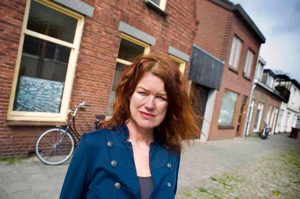 Yvon Né. Foto Piet den Blanken