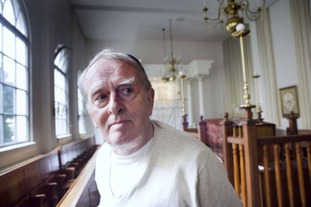 Jan Bader. Foto Piet den Blanken.