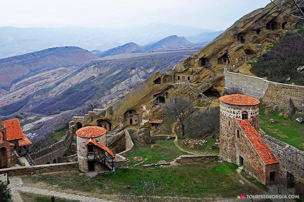 Gareja-klooster in Georgië. Foto Eurasia Travel