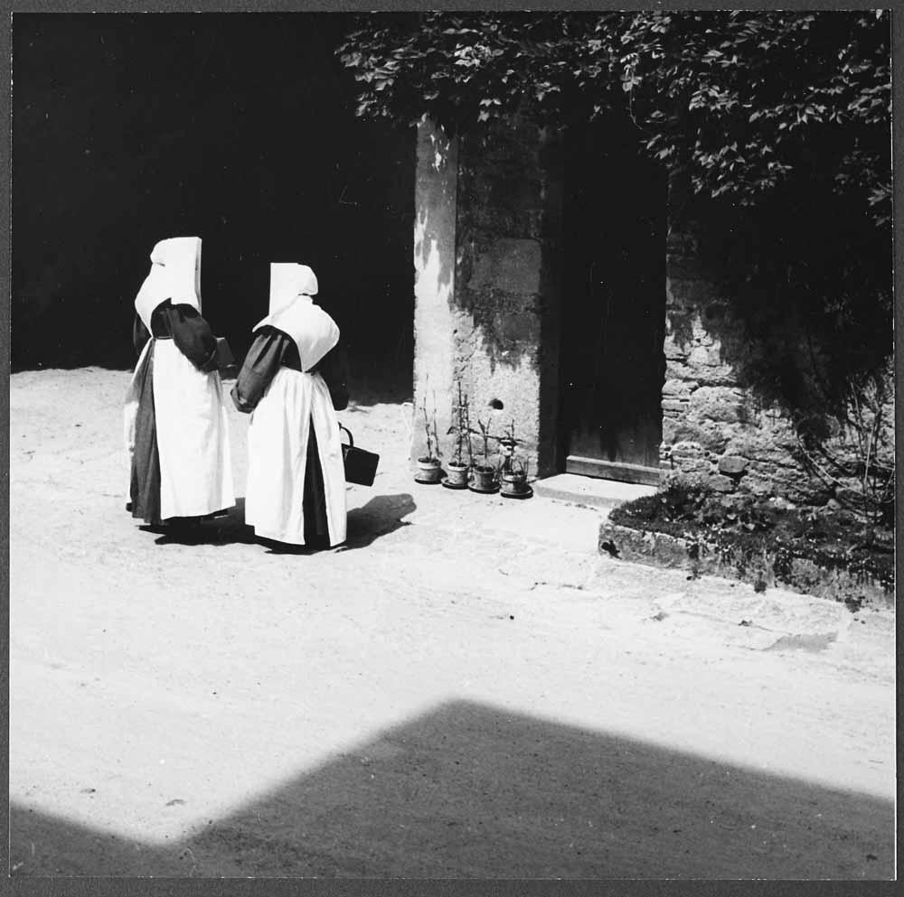 'Korte kout', Saint-Laurent-sur-Sèvre, 1963. © Noud Aartsen | Brabant-Collectie, Tilburg University
