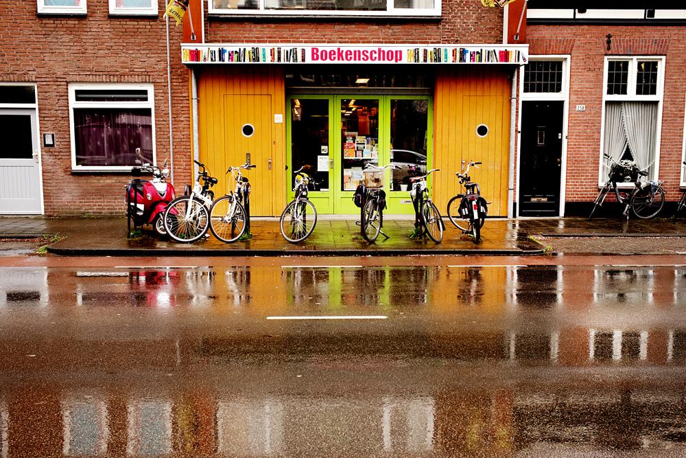 Het Boekenschop aan de Bredaseweg in Tilburg. Foto Gemma van der Heyden