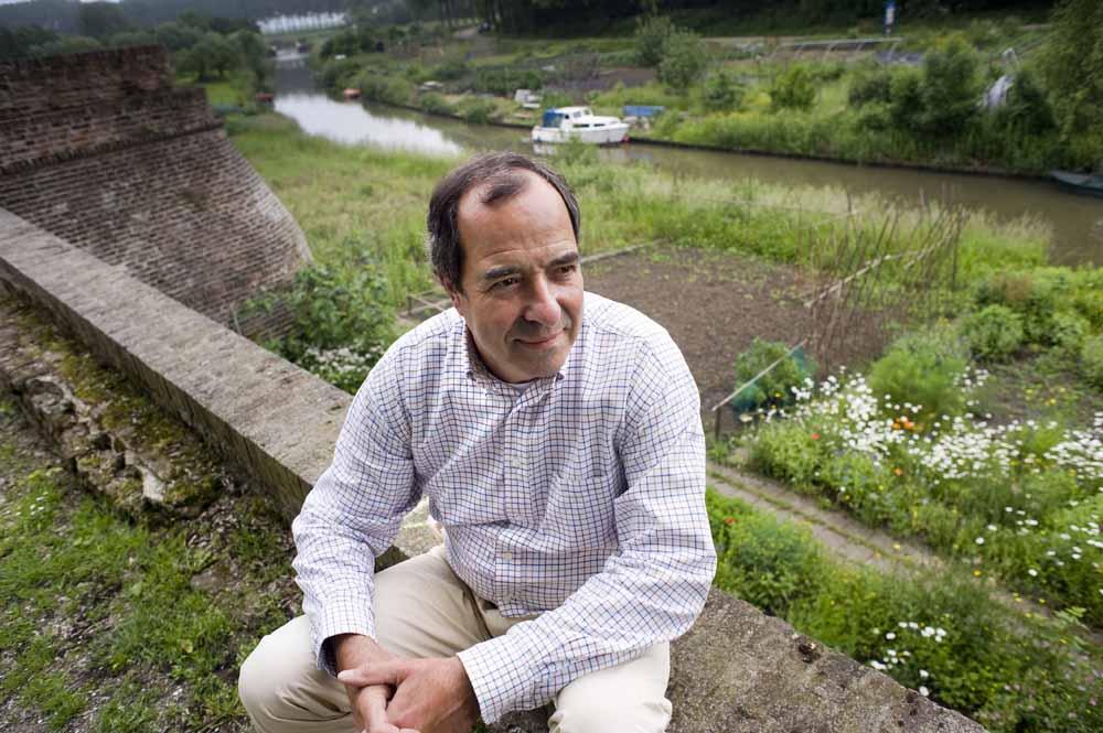 Pierre Rutgers. foto Piet den Blanken