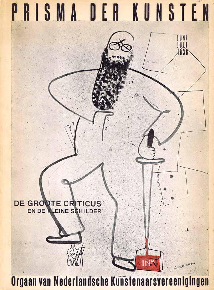 bc201603-irma_van_bommel-realisme_in_nederland-Paul_Citroen_omslag_Prisma_der_Kunsten_1936-750