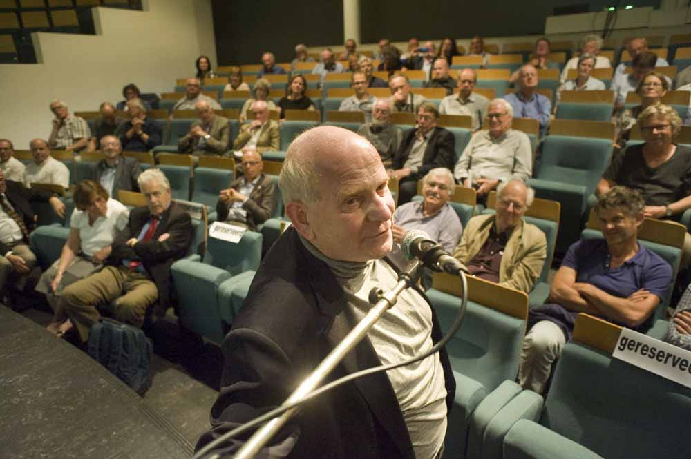 Karel Leenders. foto Piet den Blanken