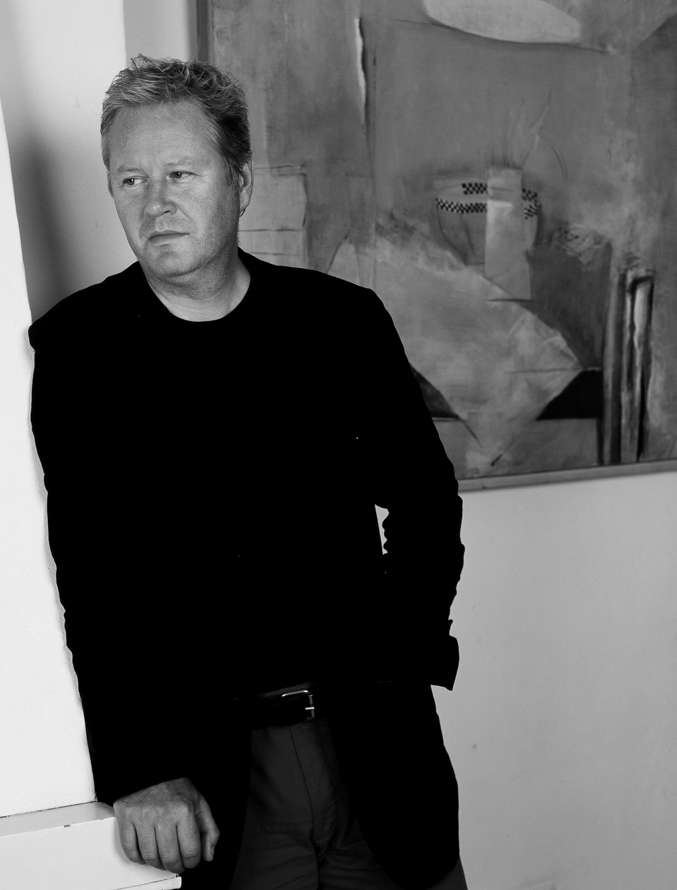 Erik Menkveld. Foto Bert Nienhuis