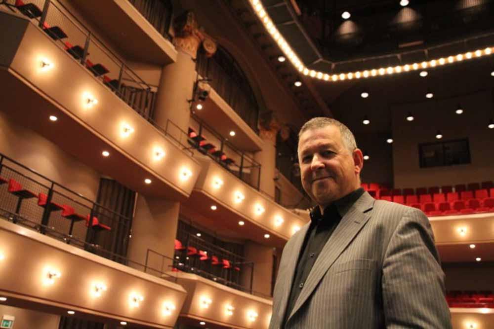 Directeur Cees Meijer van De Maagd. Foto Willem Jongeneelen