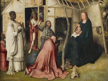 Uit De Stal Van Bosch Is Een Kunsthistorisch Interessante Expositie