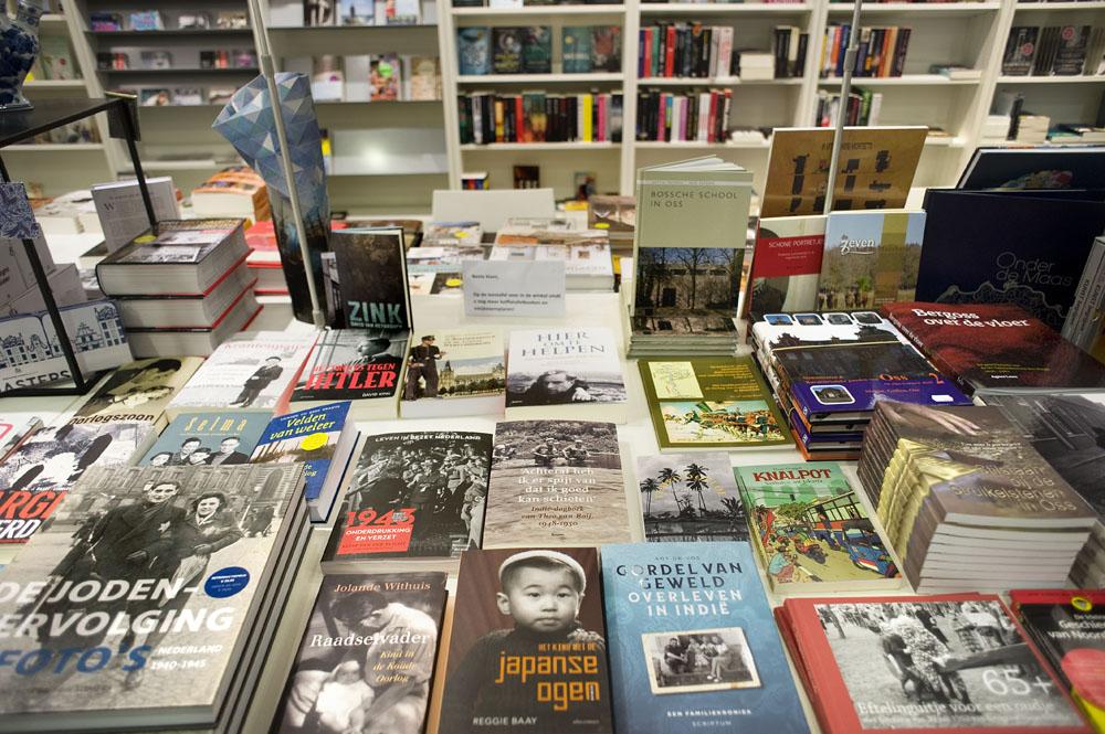 derijks boekhandel oss