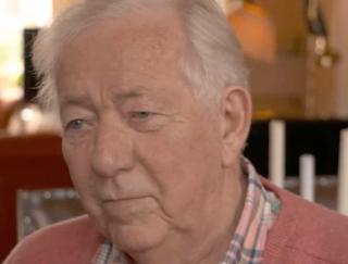 Heinz Friesen still uit video op vimeo